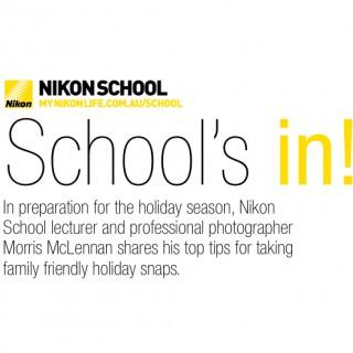 Morris Featured in My Nikon Life Magazine