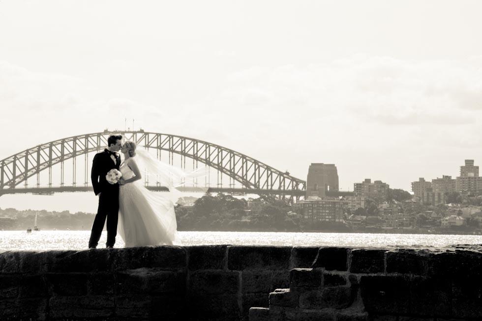 Wedding Photography Locations Sydney - Bradley's Head Ampitheatre