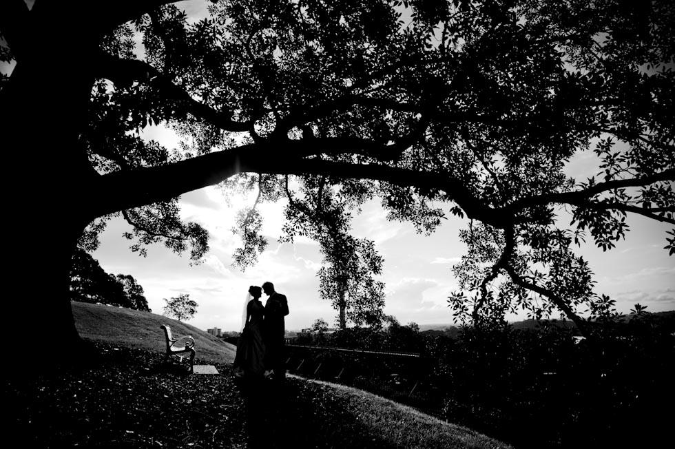 Wedding photography locations Sydney - Observatory Hill