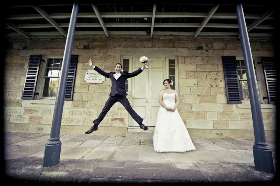 Wedding photography locations Sydney - Old Kings School