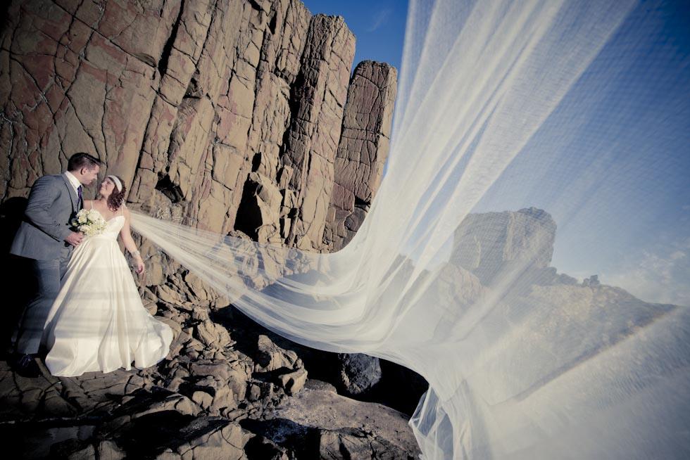 Wedding photography locations Sydney - Bombo Quarry