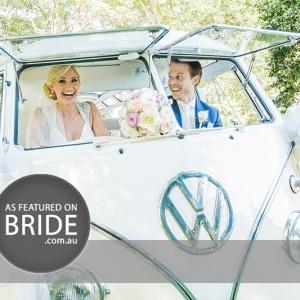 Sydney wedding photographer featured in Bride Magazine Australia