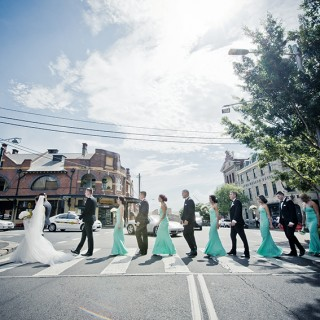 The Rocks Sydney Wedding Photography