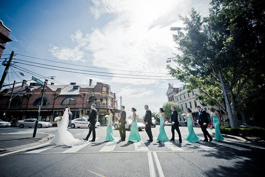 Wedding Photography Curzon Hall The Rocks Sydney
