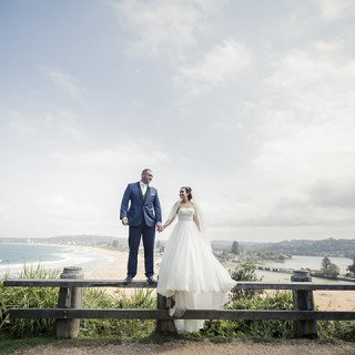 Wedding Photography Northern Beaches Narrabeen Rockpool