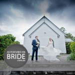 Sydney wedding photographer Morris Images featured in Bride Magazine