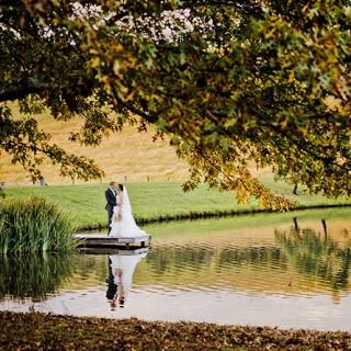 Wedding Photo Bendooley Estate Southern Highlands NSW