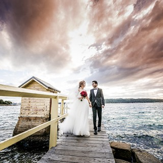 Wedding Photography Eastern Suburbs Camp Cove