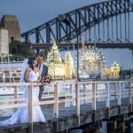 Balmoral Beach Wedding for Sara and Lucas in Sydney