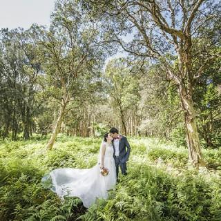 Centennial Park Sydney Wedding Photography by Morris Images
