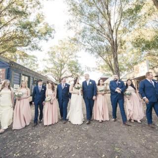 Wedding Photography Hills District Sydney