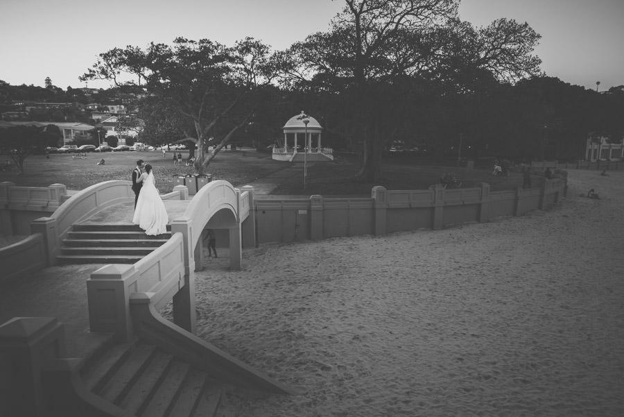 Bathers Pavilion Wedding Photography Sydney
