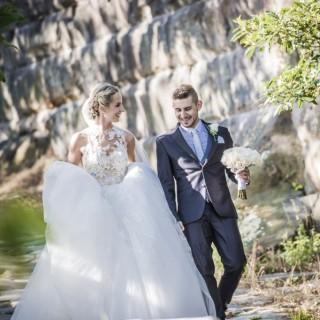 Camp Cove Wedding Photos | Zoe and Peter