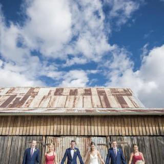 Collits Inn Wedding Photos | Simone and Ryan