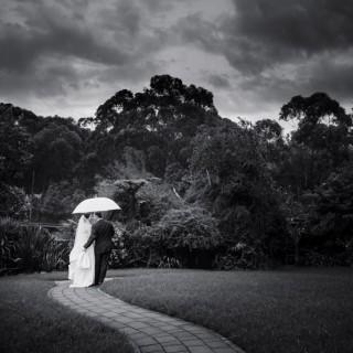 Tumbling Waters Retreat Wedding Photos| Jazmin and Jordan
