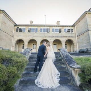 Le Montage Wedding Photos | Casey and Stephen