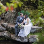 M Tomah Botanical Gardens Wedding Photos