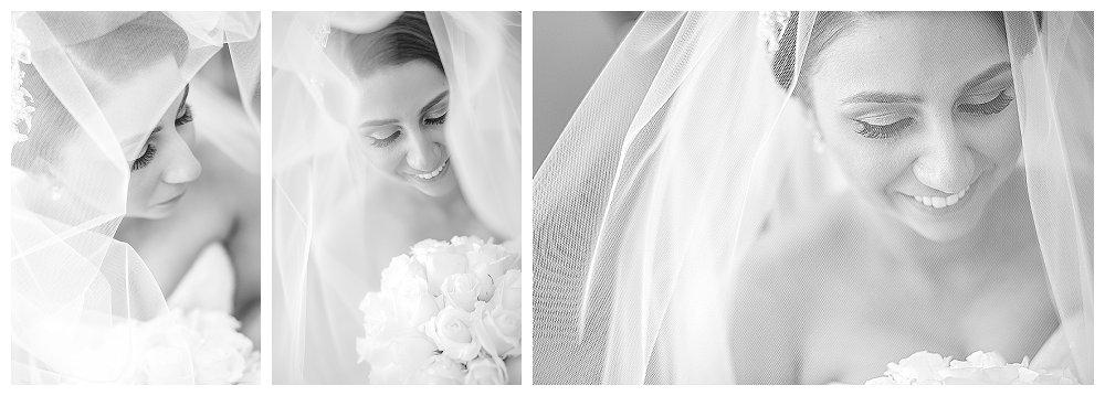 013 SamPeter bride black and white vail
