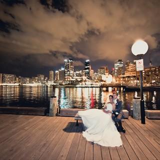 Sydney Harbour Wedding Photography