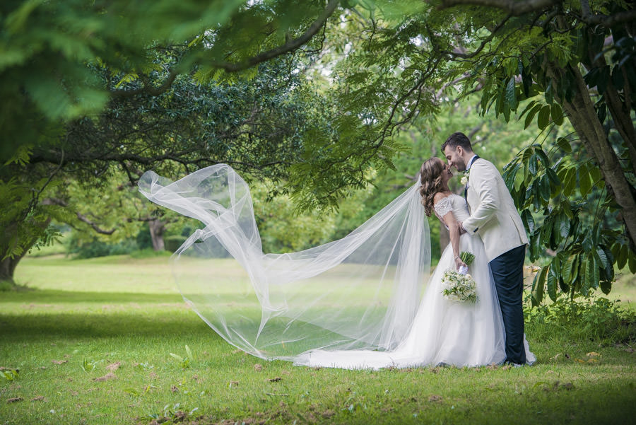Curzon Hall Wedding