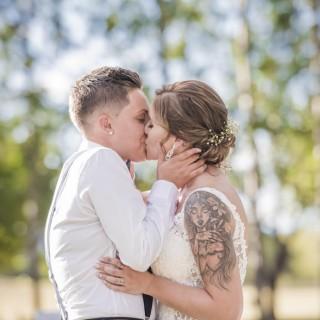 Crowne Plaza Wedding Photos | Shana & Sam