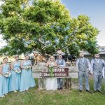 Tobruk Sheep Station Wedding Photos