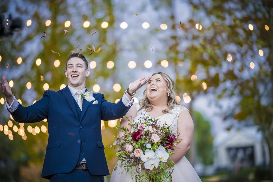 Crowne Plaza Wedding Hawkesbury Valley